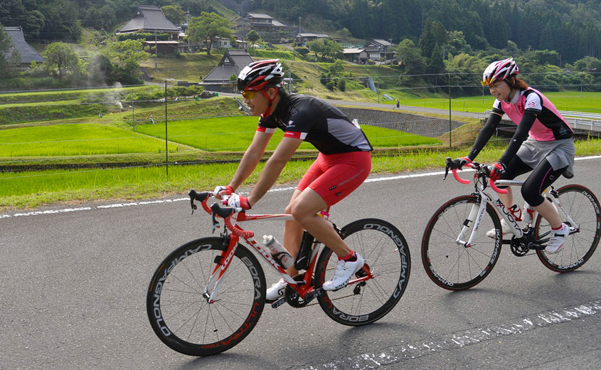Kyoto-Miyama Cycle Green Tour