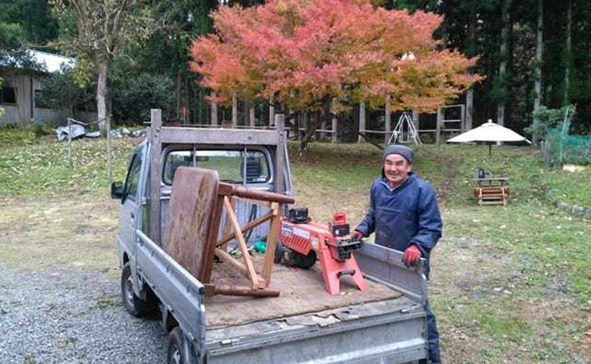 Rural life in Japan: The omnipresent Kei truck